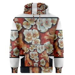Fall Flowers No  6 Men s Pullover Hoodies
