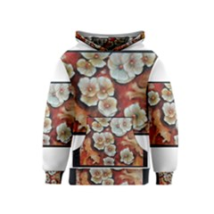 Fall Flowers No. 6 Kid s Pullover Hoodies