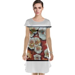 Fall Flowers No. 6 Cap Sleeve Nightdresses