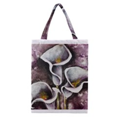 Gala Lilies Classic Tote Bags