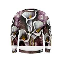 Gala Lilies Boys  Sweatshirts