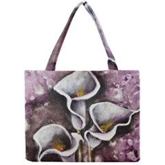 Gala Lilies Tiny Tote Bags