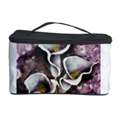 Gala Lilies Cosmetic Storage Cases