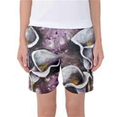 Gala Lilies Women s Basketball Shorts