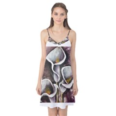 Gala Lilies Camis Nightgown