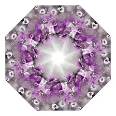 Shades of Purple Hook Handle Umbrellas (Medium)