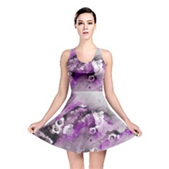 Shades Of Purple Reversible Skater Dresses