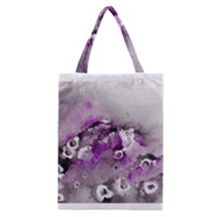 Shades Of Purple Classic Tote Bags