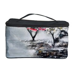 Mountains, Trees and Fog Cosmetic Storage Cases