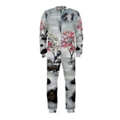 Mountains, Trees and Fog OnePiece Jumpsuit (Kids)