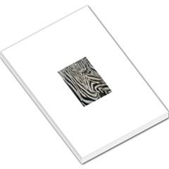 Unique Zebra Design Large Memo Pads