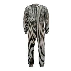 Unique Zebra Design OnePiece Jumpsuit (Kids)