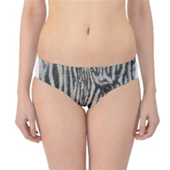 Unique Zebra Design Hipster Bikini Bottoms