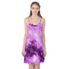 Bright Pink Abstract Camis Nightgown