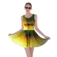 Watercolor Abstract Skater Dresses