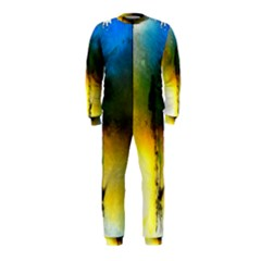 Watercolor Abstract OnePiece Jumpsuit (Kids)