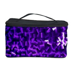 Purple Cubes Cosmetic Storage Cases