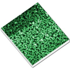 Green Cubes Small Memo Pads