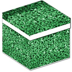 Green Cubes Storage Stool 12