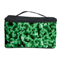 Green Cubes Cosmetic Storage Cases