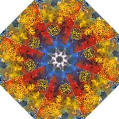 Space Pollen Folding Umbrellas