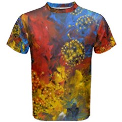 Space Pollen Men s Cotton Tees