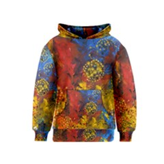 Space Pollen Kid s Pullover Hoodies