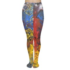 Space Pollen Women s Tights