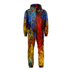 Space Pollen Hooded Jumpsuit (kids)