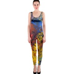 Space Pollen OnePiece Catsuits