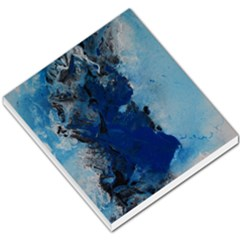 Blue Abstract No.2 Small Memo Pads