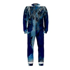 Blue Abstract No.2 OnePiece Jumpsuit (Kids)