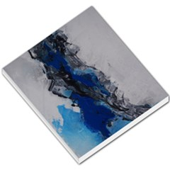 Blue Abstract No.3 Small Memo Pads