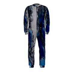 Blue Abstract No.3 OnePiece Jumpsuit (Kids)