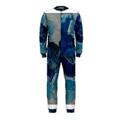 Blue Abstract No. 6 OnePiece Jumpsuit (Kids)