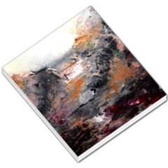 Natural Abstract Landscape Small Memo Pads