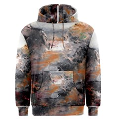 Natural Abstract Landscape Men s Pullover Hoodies