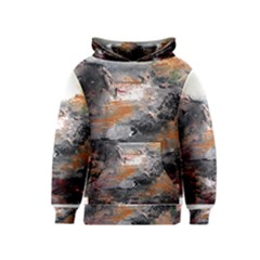 Natural Abstract Landscape Kid s Pullover Hoodies