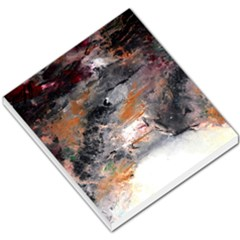 Natural Abstract Landscape No. 2 Small Memo Pads