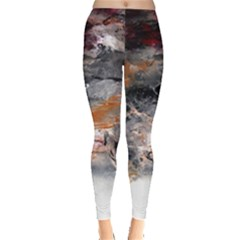 Natural Abstract Landscape No. 2 Women s Leggings