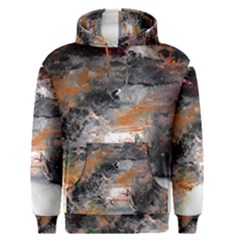 Natural Abstract Landscape No. 2 Men s Pullover Hoodies