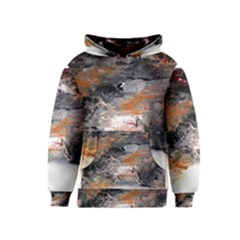 Natural Abstract Landscape No. 2 Kid s Pullover Hoodies