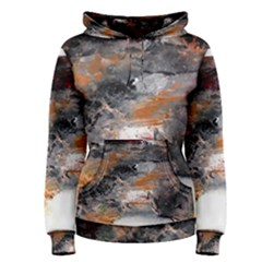 Natural Abstract Landscape No. 2 Women s Pullover Hoodies