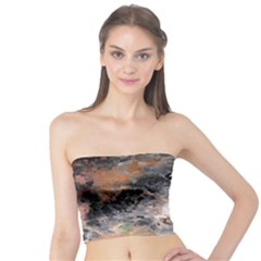 Natural Abstract Landscape No. 2 Women s Tube Tops