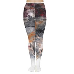 Natural Abstract Landscape No. 2 Women s Tights