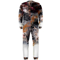 Natural Abstract Landscape No. 2 OnePiece Jumpsuit (Men)
