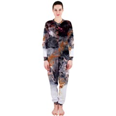 Natural Abstract Landscape No. 2 OnePiece Jumpsuit (Ladies)