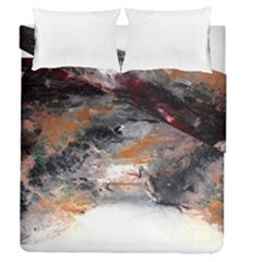 Natural Abstract Landscape No  2 Duvet Cover (full/queen Size)