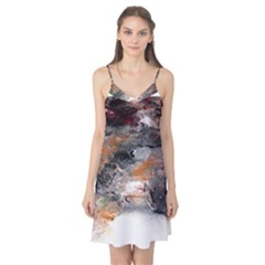 Natural Abstract Landscape No. 2 Camis Nightgown