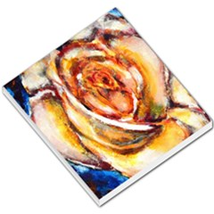 Abstract Rose Small Memo Pads